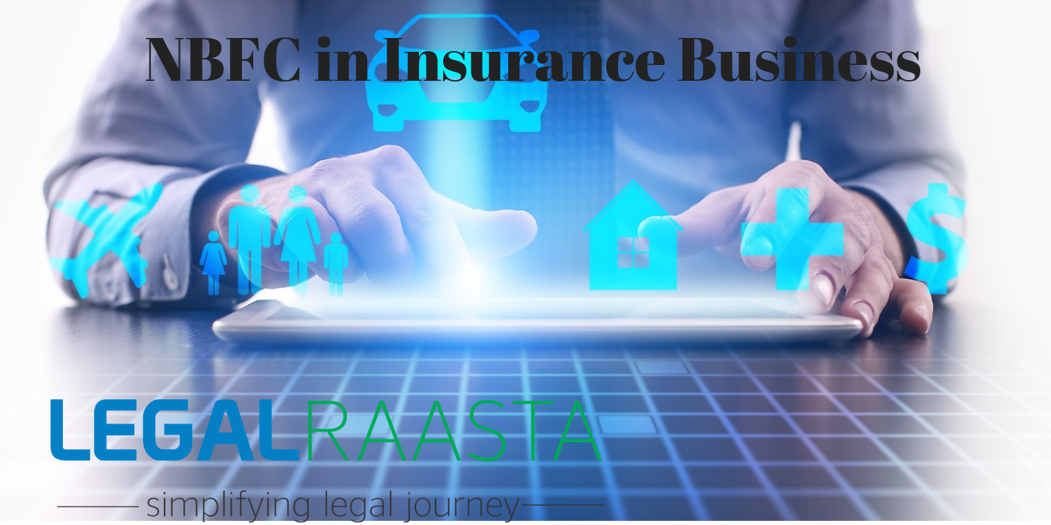 NBFC participation in Insurance Business