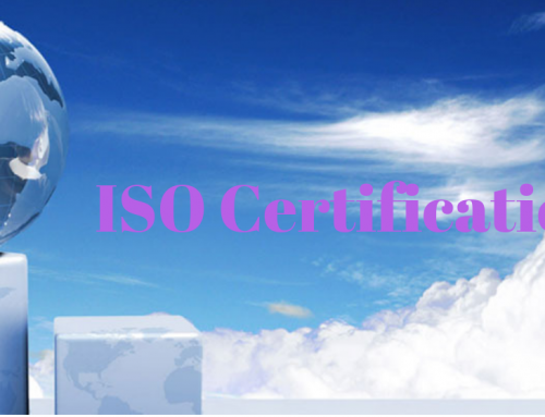 ISO certification bodies in India