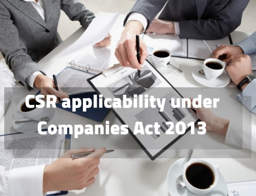 CSR applicability under Companies Act 2013