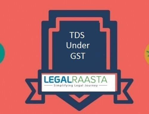Procedure and Criteria for TDS under GST