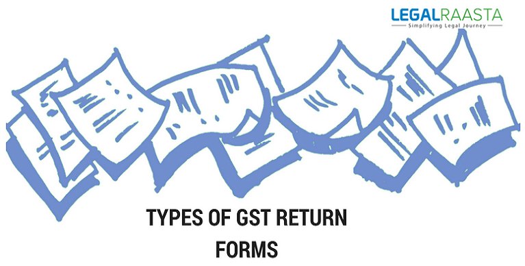 GST Return Filing Forms