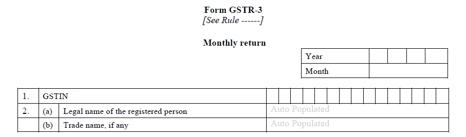 gstr 1 table 1 and 2