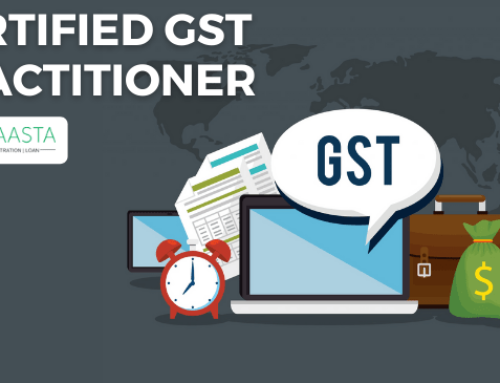 How to be a Certified GST Practitioner?
