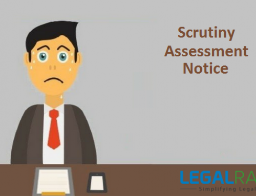 Notice u/s 143(2) – Scrutiny Assessment Notice