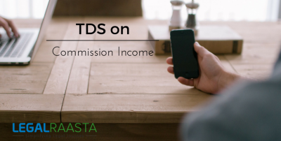 TDS on commission income
