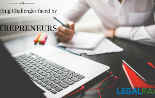 marketing challenges faced by Entrepreneurs