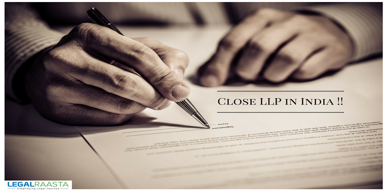 How to close LLP in India?