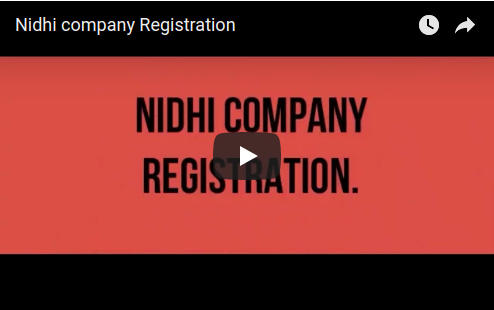Nidhi Company Registration in Mumbai