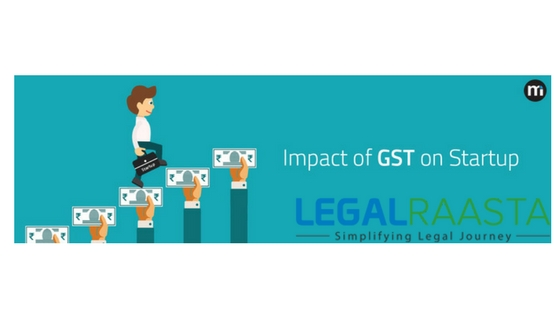 GST impact on startups